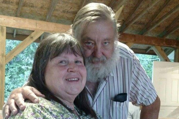 Lori and Dave at Balsam Cove
