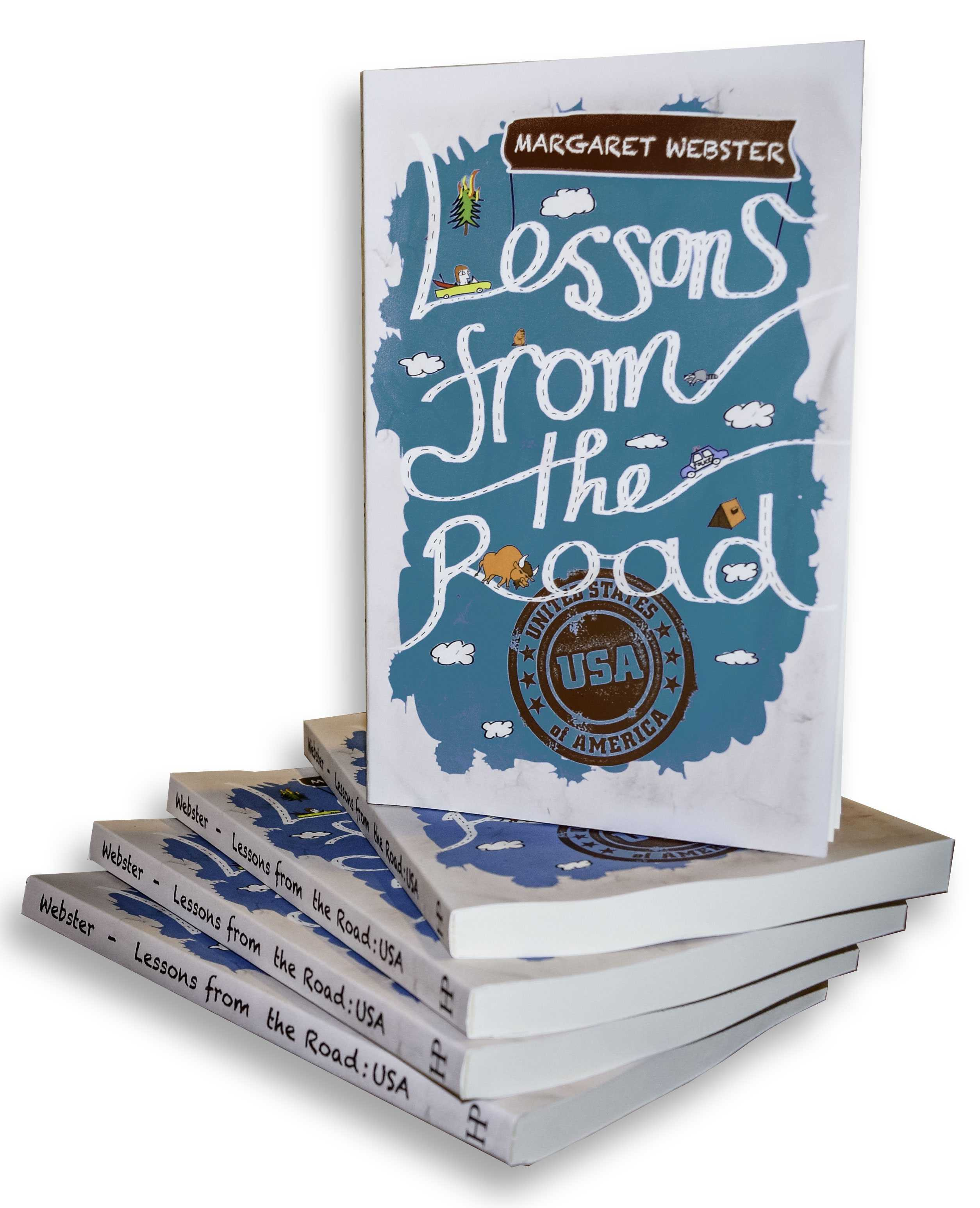 Lessons From the Road USA Book