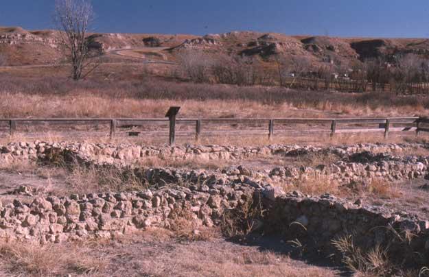 CuartelejoKS - Kansas - El Cuartelejo Indian Ruins