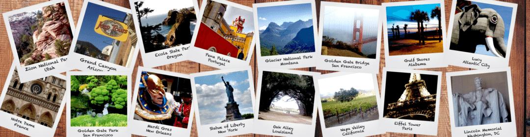 photos banner - Travel