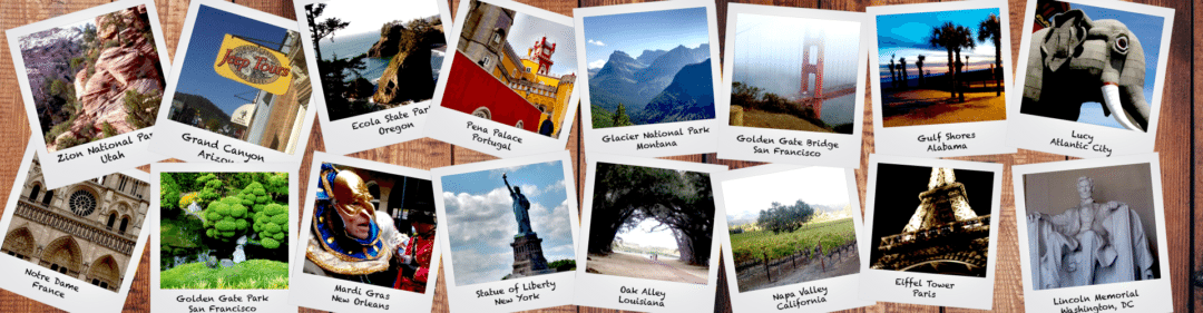 LFTRTRAVEL photos banner - Strategies to find those gems in your own backyard.