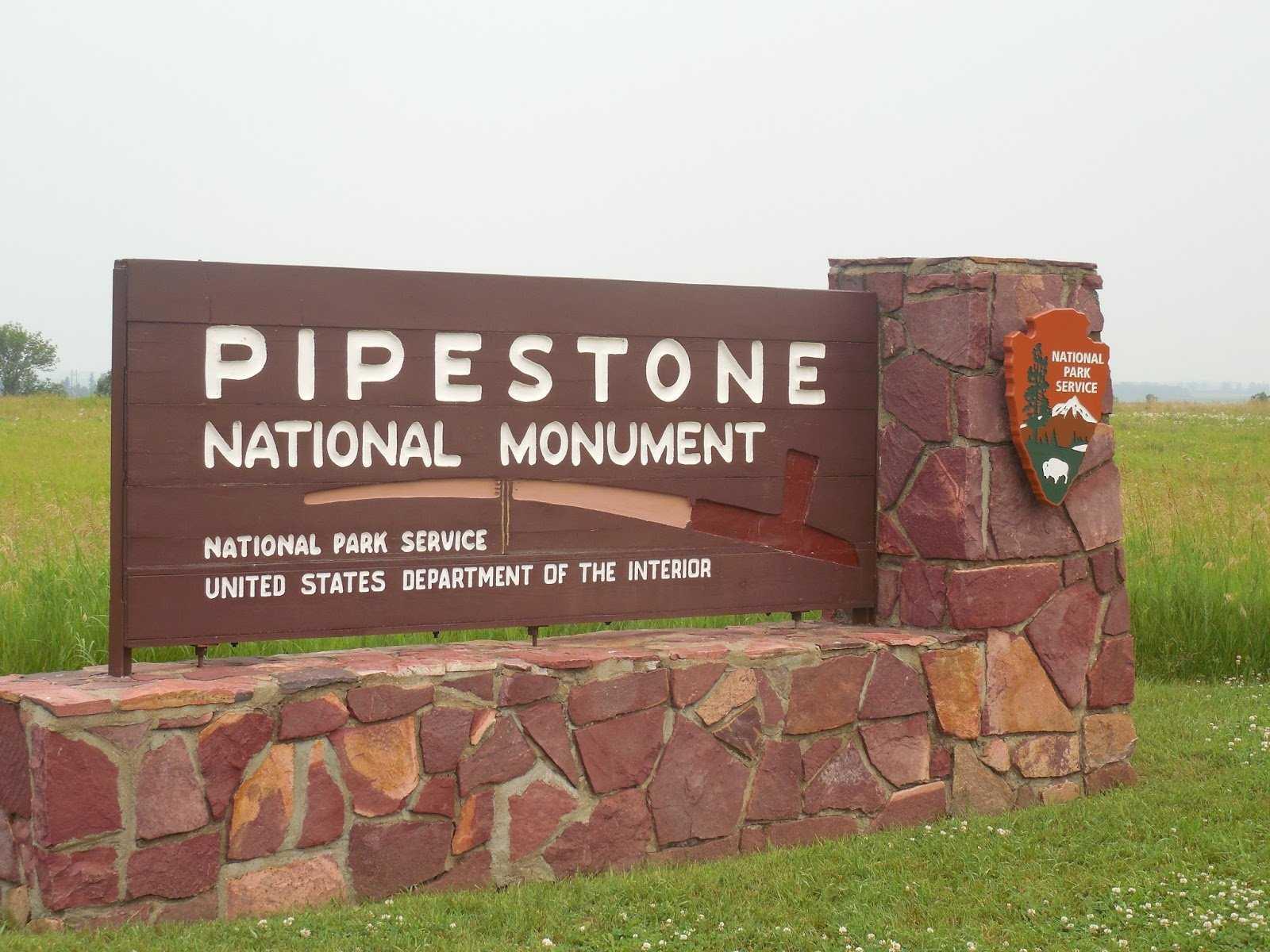 DSCN2688 - Pipestone National Monument - Minnesota - Pleasantly surprising
