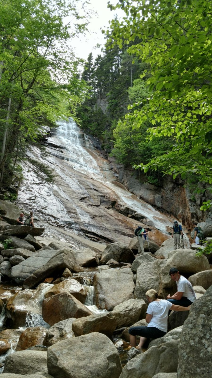 wp image 758551514 - 4 Great Waterfalls for all at Crawford Notch State Park - New Hampshire