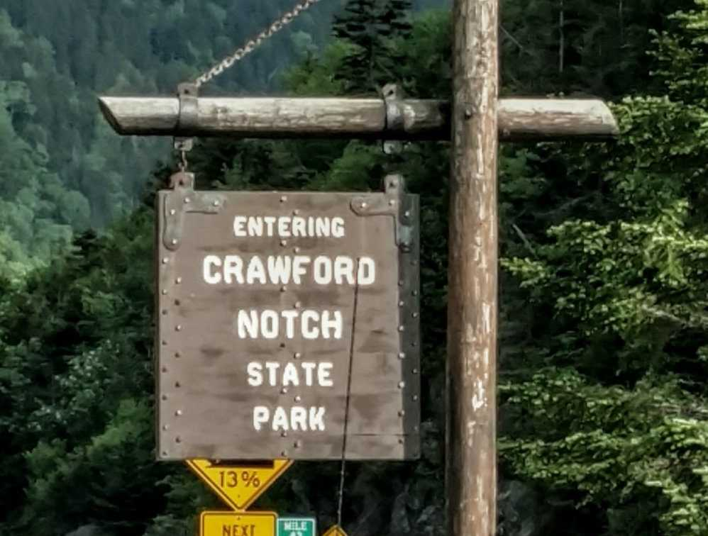 4 Great Waterfalls for all at Crawford Notch State Park – New Hampshire
