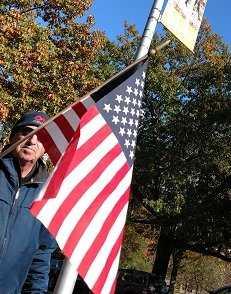 Flag - Meet Karen - A Dreamer and true American