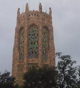 Top of the carillon 273x300 - Bok Tower – A gift of beauty and vision to the US