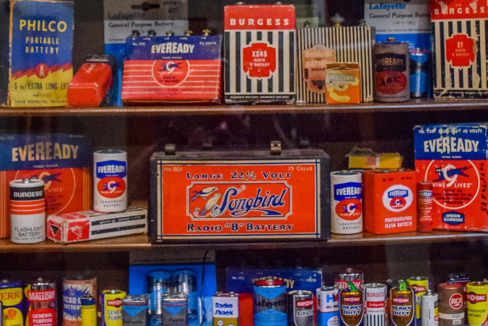 antique radio museum of connecticut 1 8 - The Connecticut Radio Museum