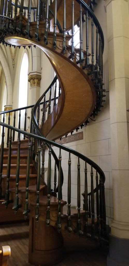 20211004 135752 498x1024 - The Miraculous Staircase of Loretto Chapel